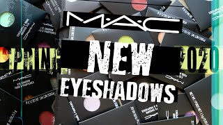 NEW MAC Eyeshadows For Spring 2020