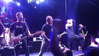 Strung Out - Deville - live at the Observatory