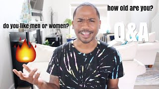 Answering Your Questions About Me | INTENSE Q&A | Alonzo Lerone