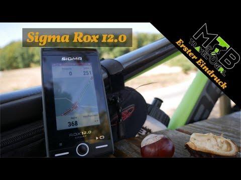 MTB Tour mit Sigma Rox 12.0 | Erster Eindruck | MTBTravelGirl