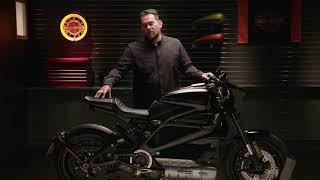 Harley-Davidson | LiveWire Customisation