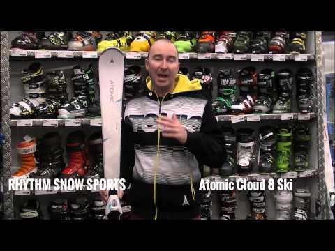 2015 Atomic Cloud 8 Ski Review