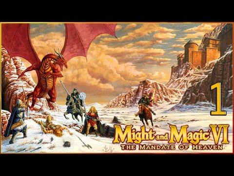 Герои 6 магия