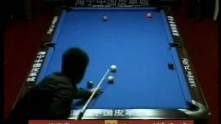 preview picture of video 'Liu Haitao Perfect Match in World Open (Rack 01-04)'