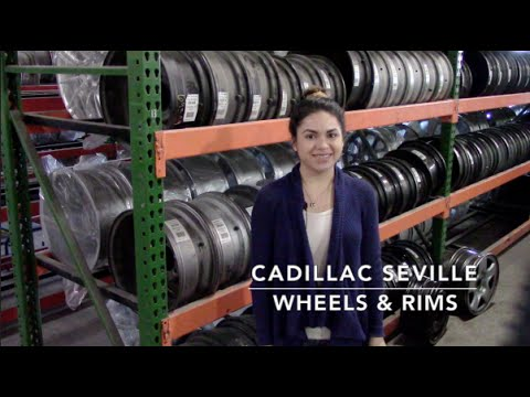 Factory Original Cadillac Seville Wheels & Cadillac Seville Rims – OriginalWheels.com