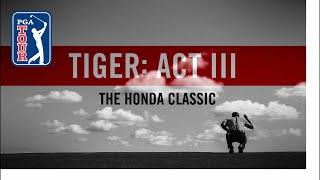 Act III, Part 3: Tiger Woods plays Honda - dooclip.me