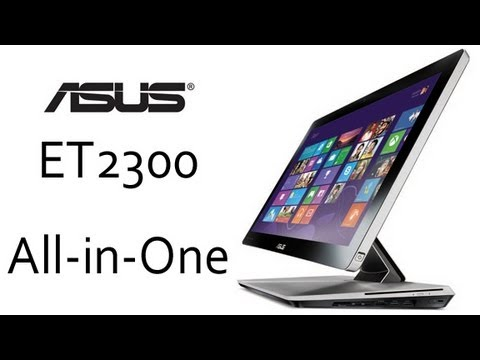ASUS ET2300 All-in-One PC Official Overview
