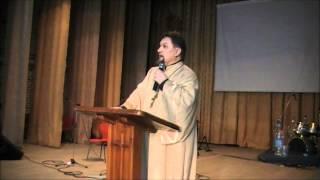Архиепископ Сергей Журавлев, 2012.04.02, семинар в церкви Любовь Христова, Николаев, 1 часть