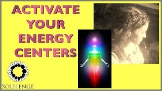 BLESSING OF THE ENERGY CENTERS-LONGER VERSION WITH MUSIC
