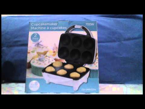 Cupcake/muffin maker .Macchina per cupcake/muffin.