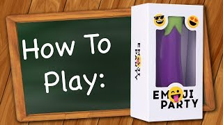 How to Play: Emoji Party