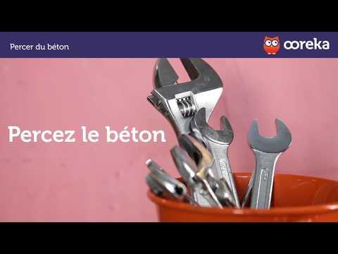 Percer du béton (Ooreka.fr) comment percer du béton ? - 0 - Comment percer du béton ?