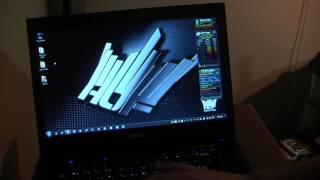 Dell latitude E6510 core i7 medium gamer and editing