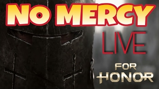 For honor | NO MERCY | Open beta live PT 2