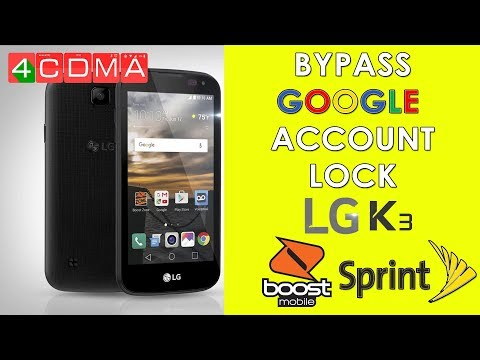 Remove Google Account FRP LG Stylo 3 Plus MP450 TP450 MetroPCS T