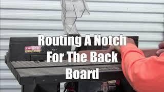 Backgammon Board Build