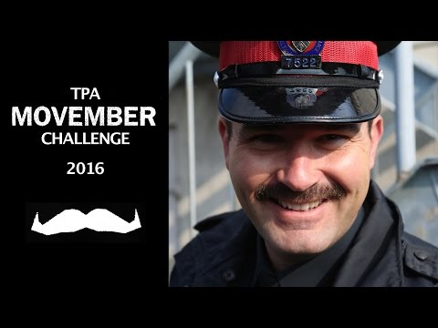 'TPA Movember Challenge 2016' | @TorontoPolice @TPAca Members Grow the Mo' For @MovemberCA