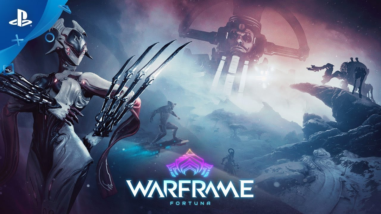 Meet Warframe's Next Massive Expansion: Fortuna