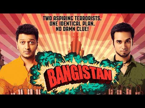 Bangistan Motion Poster starring Riteish Deshmukh and Pulkit Samrat