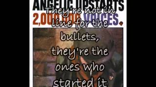 Angelic Upstarts -    Last Night Another Soldier (Lyrics)
