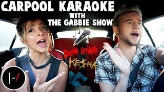 CARPOOL KARAOKE w/ THE GABBIE SHOW