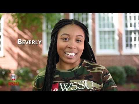 Admitted Students - Winston-Salem State University