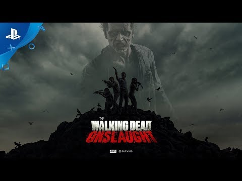 The Walking Dead: Onslaught - Announcement Teaser   PS VR