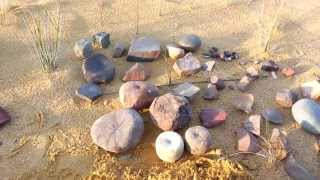 Pre 1980 Found Ancient Stone Tools Of The Western Australian Noongar Aboriginal People