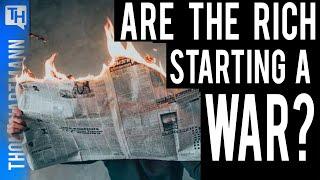 Are Billionaires Leading America Toward Civil War?