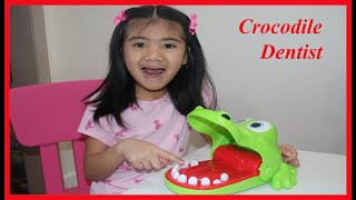 Crocodile Dentist Fun Board Game