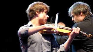 Александр Рыбак, Alexander Rybak at Stockholm (Secret Garden)