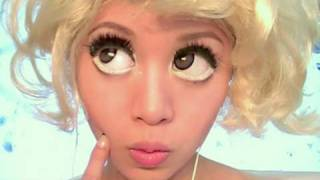 Michelle Phan, Lady Gaga Bad Romance Look