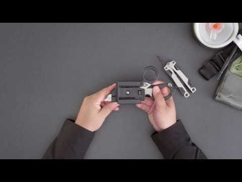 Leatherman RAPTOR - olló + tok videó
