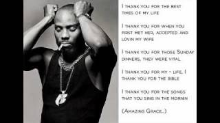 DMX feat. Faith Evans- I Miss You *With Lyrics*