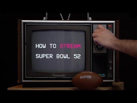 Watch Super Bowl 2018 Live Stream Online
