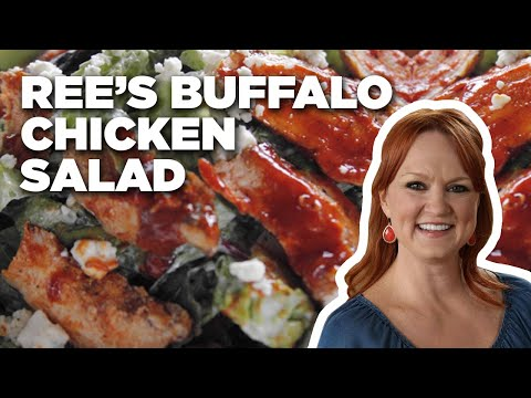 How to Make Ree's Buffalo Chicken Salad | Food Network