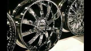 Самые крутые автомобильные диски, лучшие литые диски