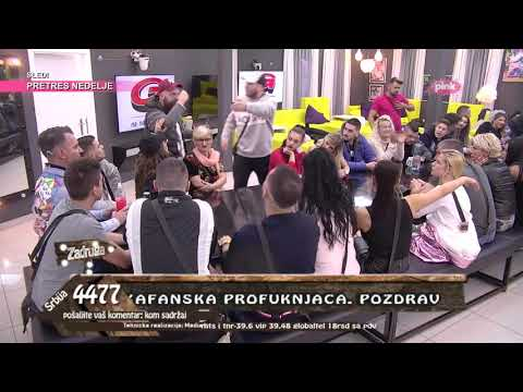 Zadruga 3 - Žestoka svađa zadrugara zbog nedostatka cigareta - 18.11.2019.
