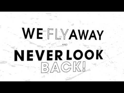 3 Pill Morning  - Never Look Back (OFFICIAL LYRIC VIDEO)