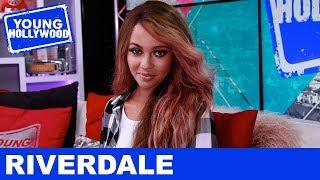 Download Youtube: Vanessa Morgan: Riverdale Rapid Fire!