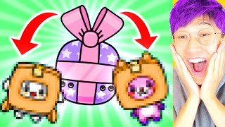 LANKYBOX FOXY & BOXY ARE IN A VIDEO GAME!? (TOCA LIFE WORLD!)