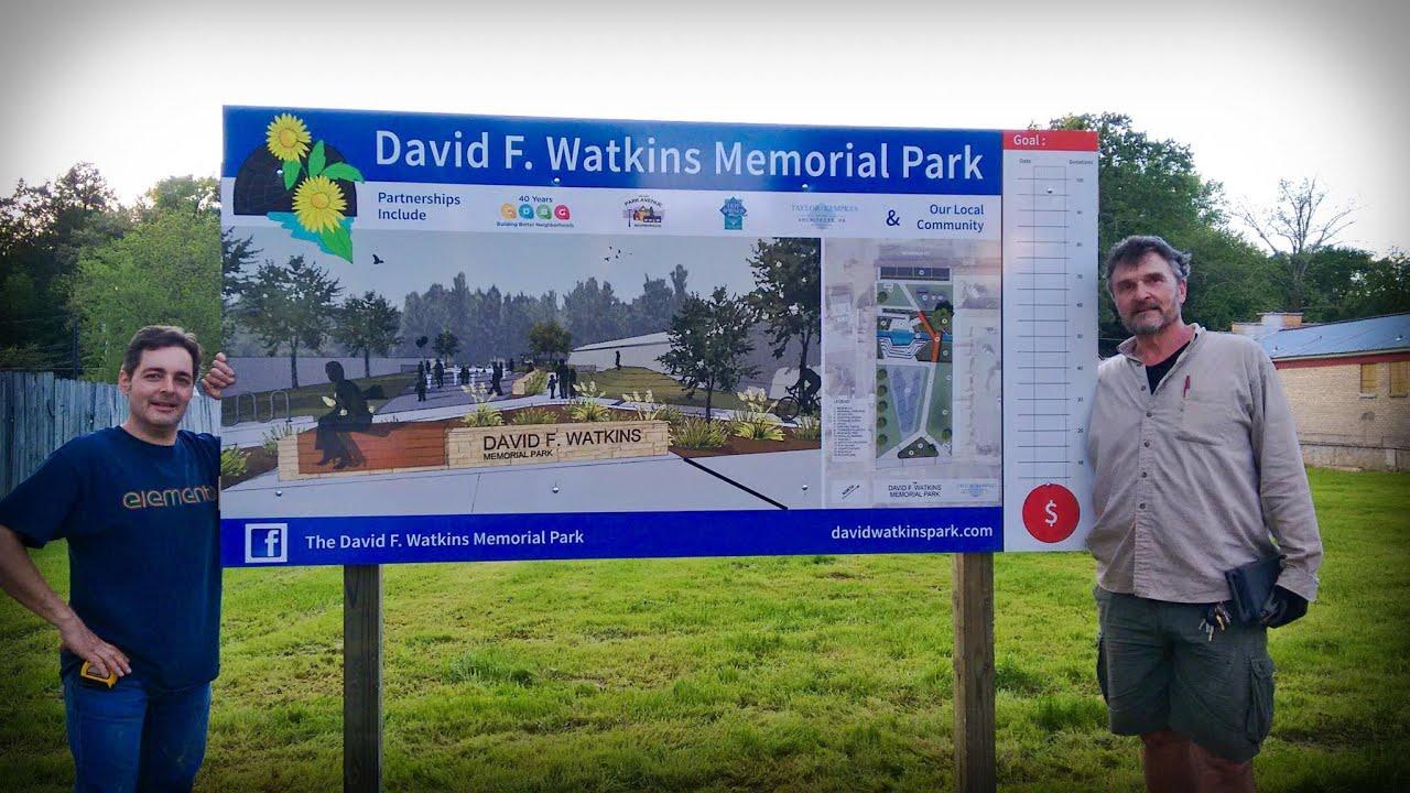 The David F. Watkins Memorial Park