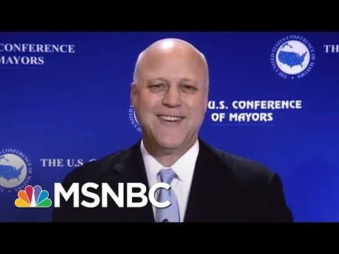 Michael Bloomberg Sends Message To National Democrats | Morning Joe | MSNBC
