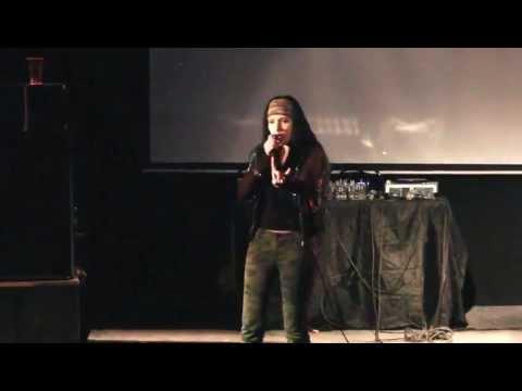 Pretty Chilli - My Chick Bad (Remix) (Diamond, Trina & Eve Cover) (Live @ Moscow, Russia)