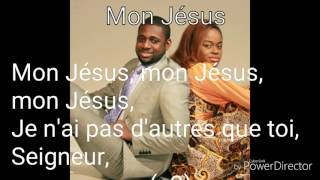 Mon Jésus Par Athoms Et Nadège