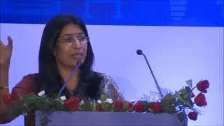 Uma Reddy – Challenges of Being a First Generation Woman Entrepreneur – at WHEF 2014@New Delhi
