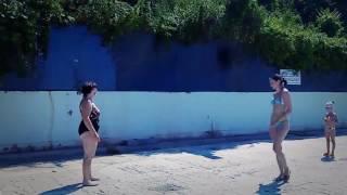 Сочи 2016. Июль. Пляж Санта-Барбара
