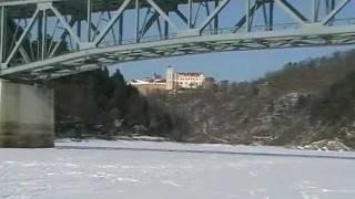 preview picture of video 'Bruslení na Vranovské přehradě'