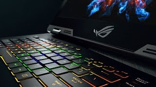 Asus presenta su nuevo catálogo de equipos para 'gaming', liderado por el portátil ROG Chime