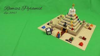 Lego 3843 - Ramses Pyramide